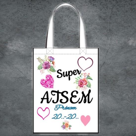 Tote Bag Super Atsem à personnaliser